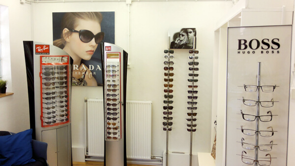 Optika Anja outlet